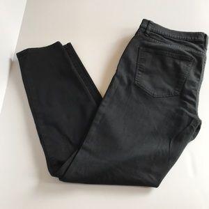 Madewell Jeans - Madewell high riser skinny jeans